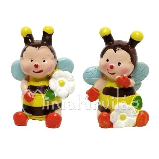 Méhecske 2 db-os