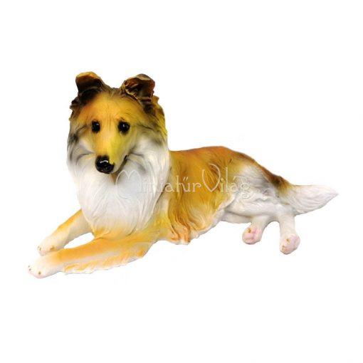 Kutya Figura - Skót Juhász