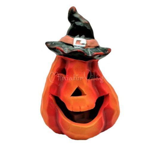 Halloween Töklámpás Ledes